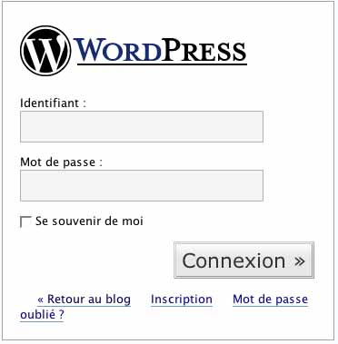 WordPress, l'outil utilise sur ClientauCoeur