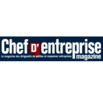 Interview de Lidia Boutaghane par Chef d'Entreprise Magazine