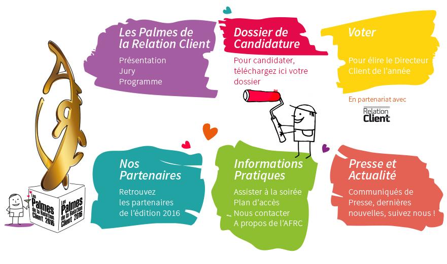 La Relation Client en fête, partout en France, du 3 au 7 octobre.